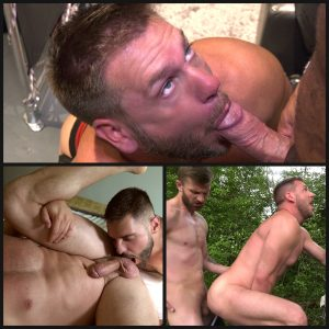 schwanzgeil three scenes with german gay pornstar hans berlin