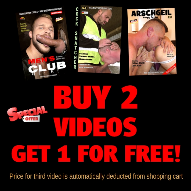 buy 2 videos get one free